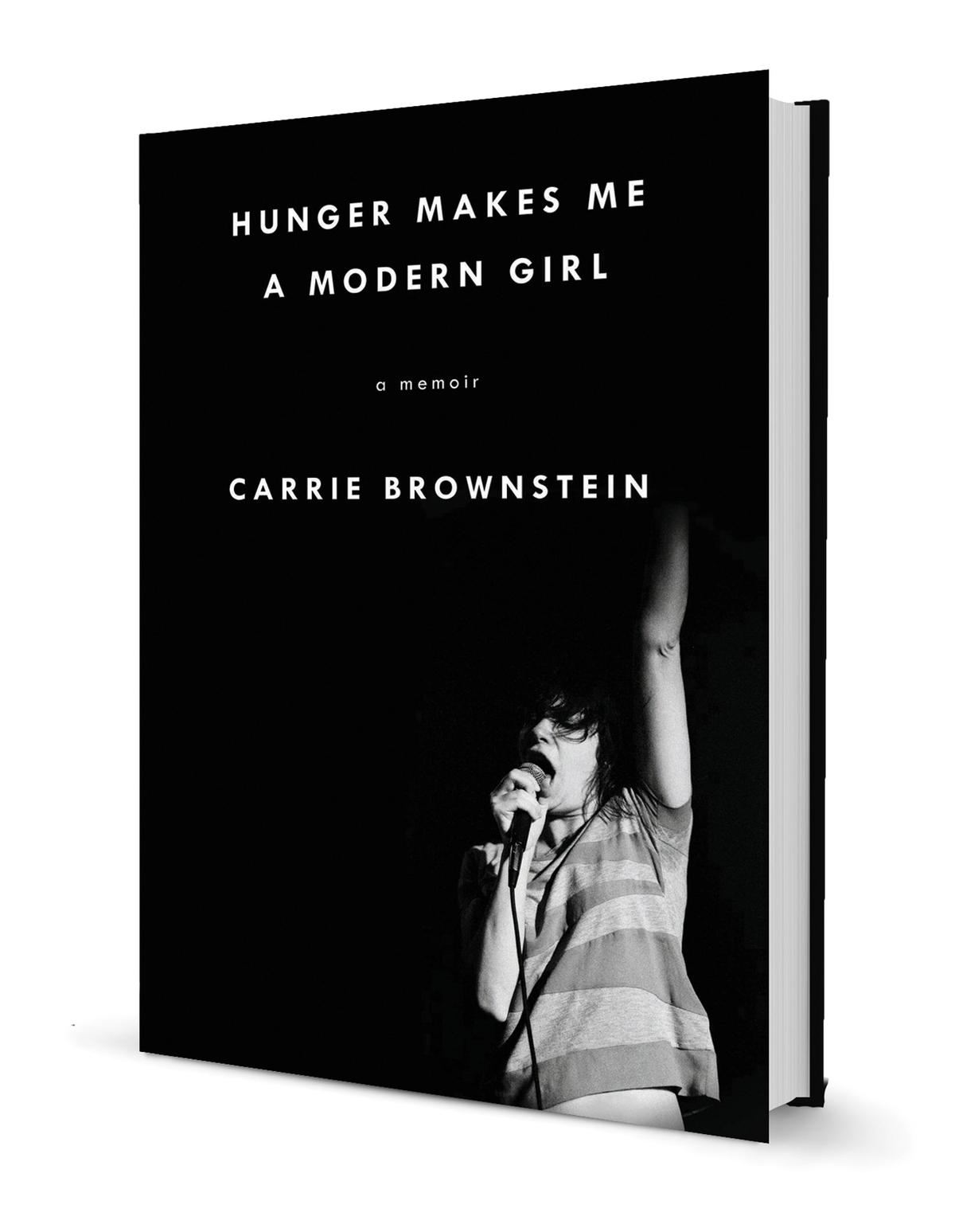 Brownstein Memoir Cover