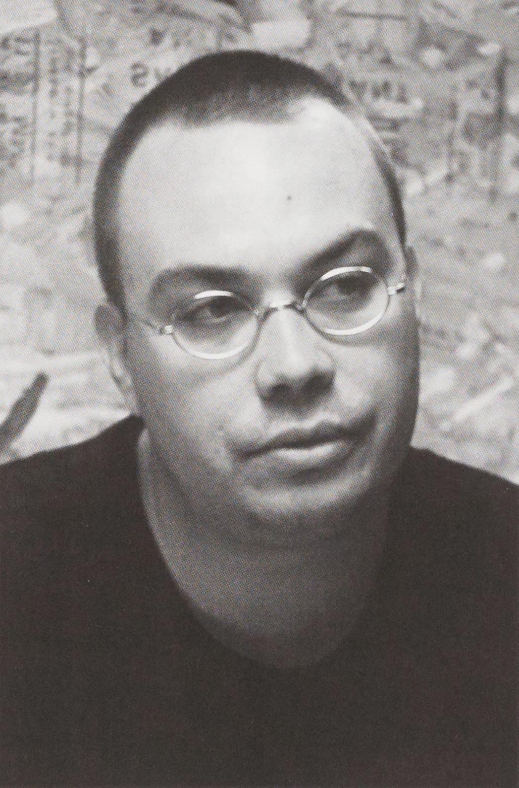 Greg Miller in Mashiko, summer, 2000