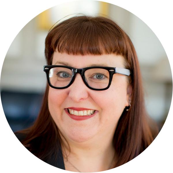 Kathy King, 2018.