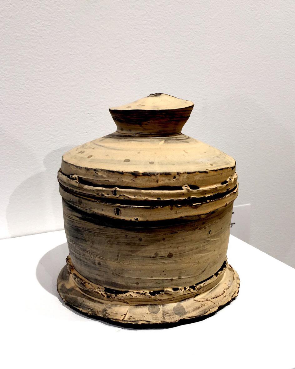 Andrew Kellner, Silo Jar, 2015.
