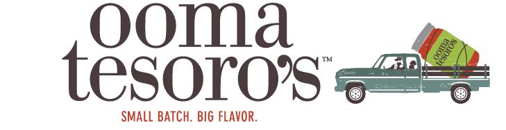 Ooma Tesoros Logo 2018