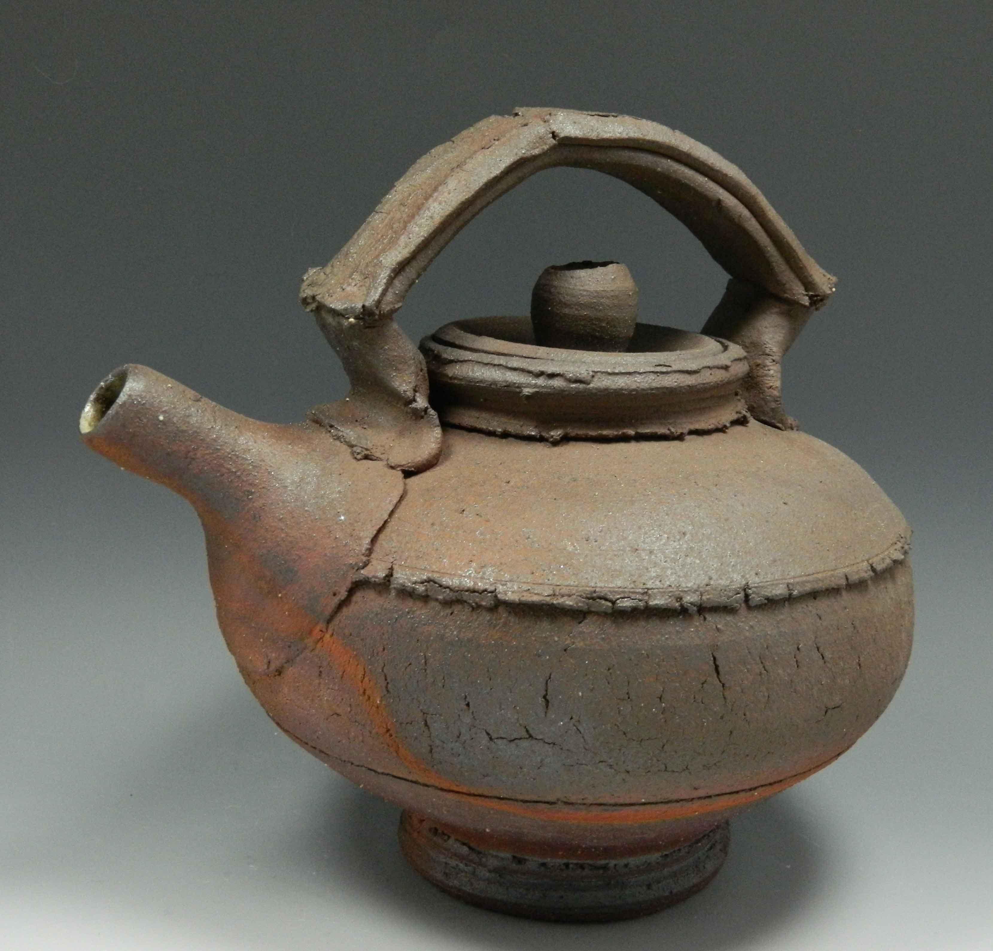 Pearson, Anthony. Teapot, 2015.