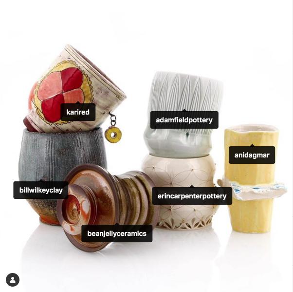 CLAYAKAR Instagram post, 2019.
