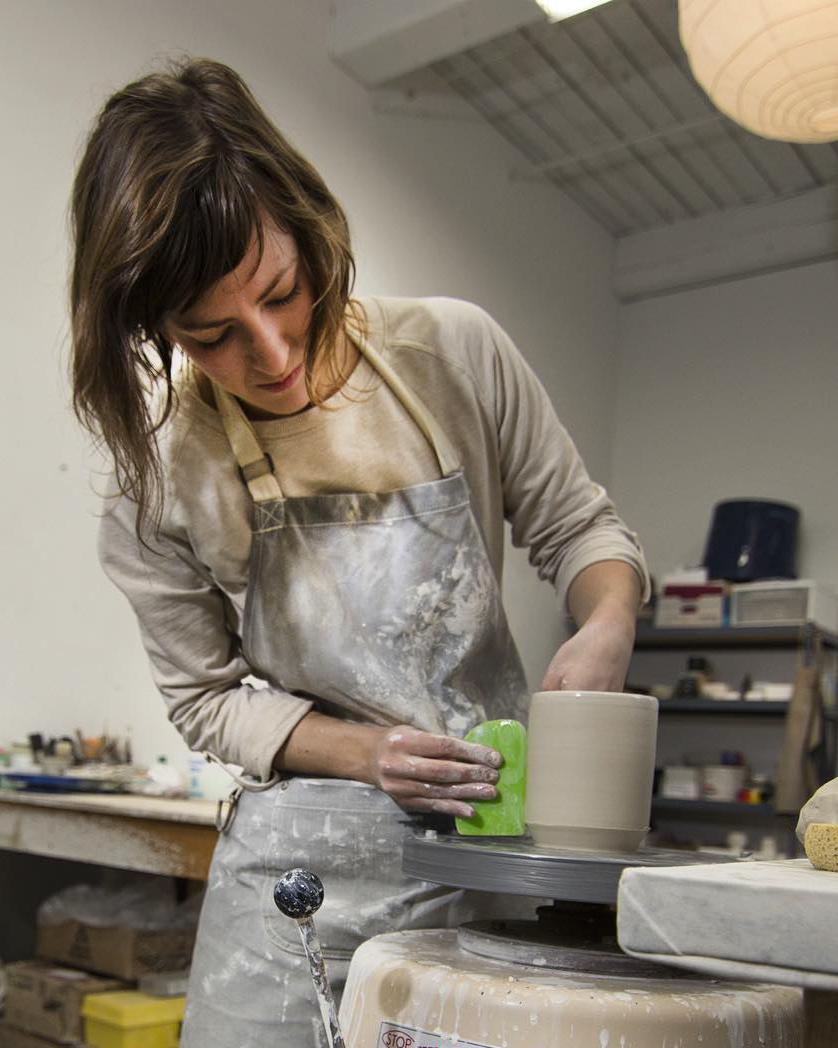 Justine Figura, Tandem Ceramics