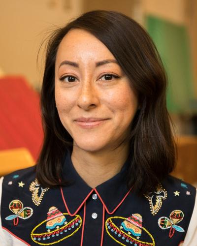Jennifer Datchuk, 2018.