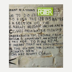 Clay & Words - Vol. 35 No. 2, Summer/Fall 2007