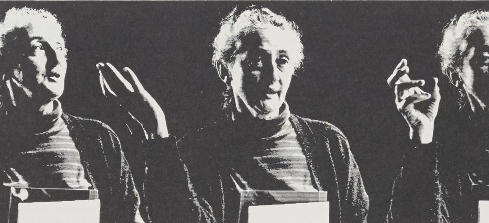 Karen Karnes photographed by Robert F. George, Vol. 6, No. 1, 1977.