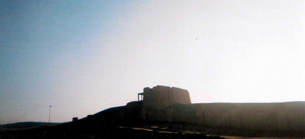 Nineveh Ruins, Mosul, Iraq. Photo by author, 2003.