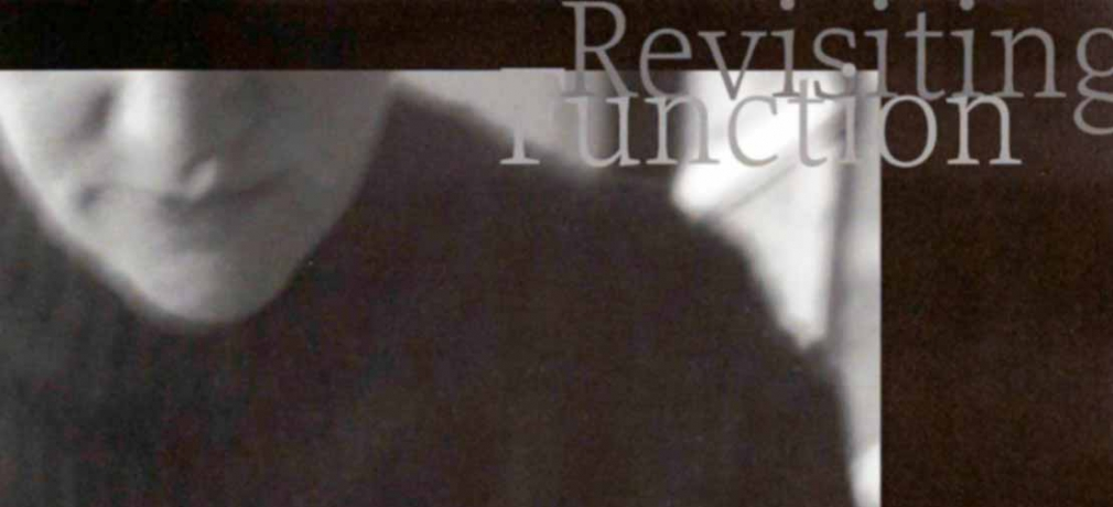 "Vol. 33, No. 2, ""Revisiting Function"""