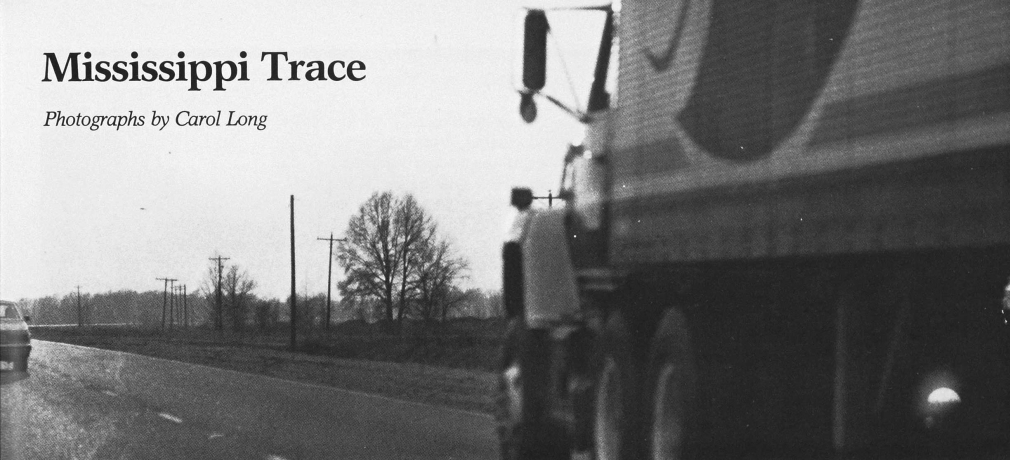 Title page from Mississippi Trace, Vol. 10, No. 2, 1982.