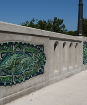 Mulberry Bridge with Diana Kersey, 2011. Photo Credit: Seale Photography.