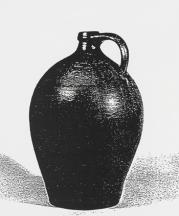 Jug, America, 19th Century