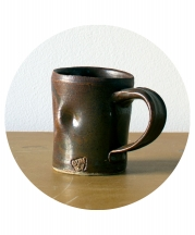 Bech Evan's mug by Bunzy Sherman