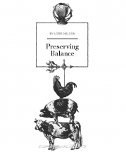 Title Page Art, Lorie Nelson, Preserving Balance, Vol. 44, No. 1