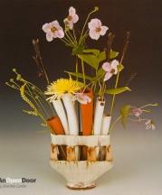 Flower Brick, Six Stem, 2013.