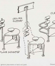 Illustrations of John Gick's modified Soldner wheel.