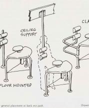 Illustrations of John Gick's modified Soldner wheel.