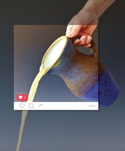 Elisa Helland-Hansen, Pouring Pitcher, 2011. Stoneware, reduction fired to Cone 10 in gas kiln, 9 x 6 x 6 in. All photographs by the author. Image design by Zoe Pappenheimer.