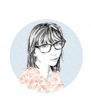 Illustration by Zoe Pappenheimer for Studio Potter journal, 2018.