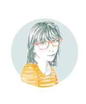 Elenor Wilson, Editor.  Illustration by Zoe Pappenheimer.