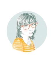 Elenor Wilson, Editor.  Illustration by Zoe Pappenheimer.