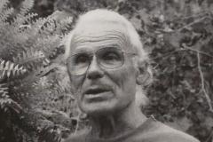 Paulus Berensohn, Penland, North Carolina, 2003. Photographed by True Kelly.