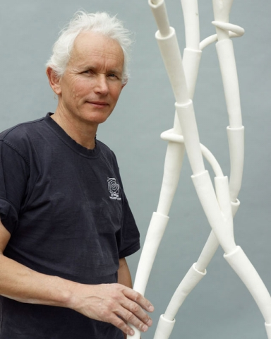 Graham Hay, 2019. Image courtesy of sydneyartspace.com; photo by Victor France.