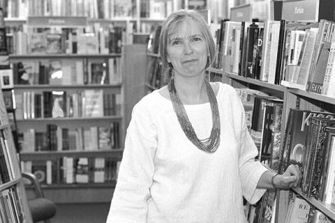 Suzanne Staubach.  Photo: UConn Today,  http://today.uconn.edu/