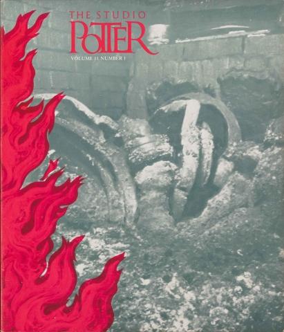 Woodfiring - Vol. 11 No. 1, December 1982