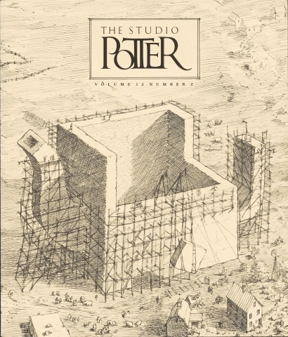 Chicago Potters - Vol. 12 No. 2, June 1984