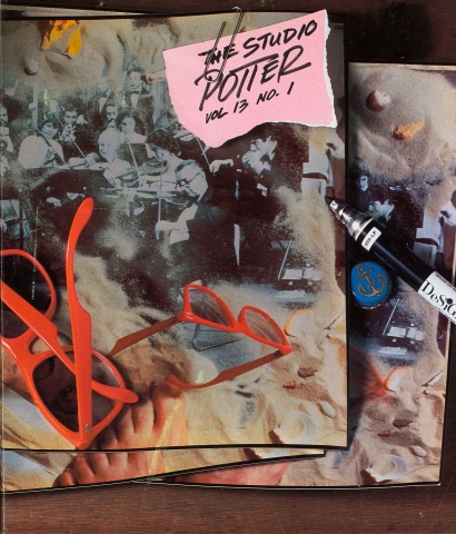 San Francisco Potters - Vol. 13 No. 1, December 1984