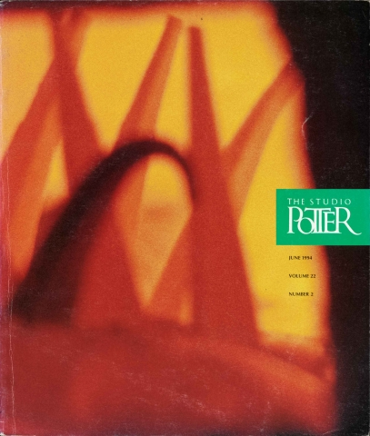 AR / MO Potters - Vol. 22 No. 2, June 1994