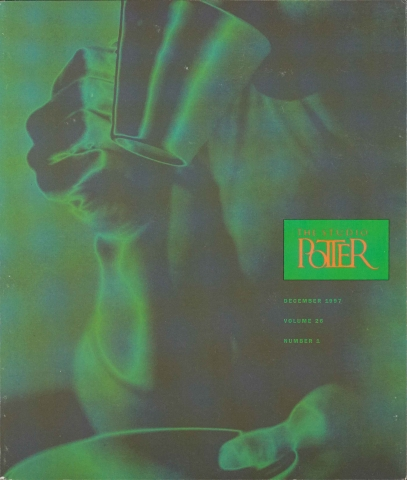 North Carolina Potters - Vol. 26 No. 1, December 1997