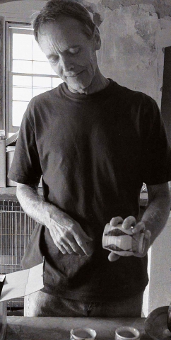 Michael Simon. Photograph by Hayne Bayless.
