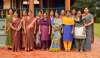 The Mananthavady women's ceramics workshop group, 2015. Photo by Jaya Kumar K.