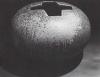 David Shaner, Untitled, 1984, woodfired stoneware, 12 x 15 in.