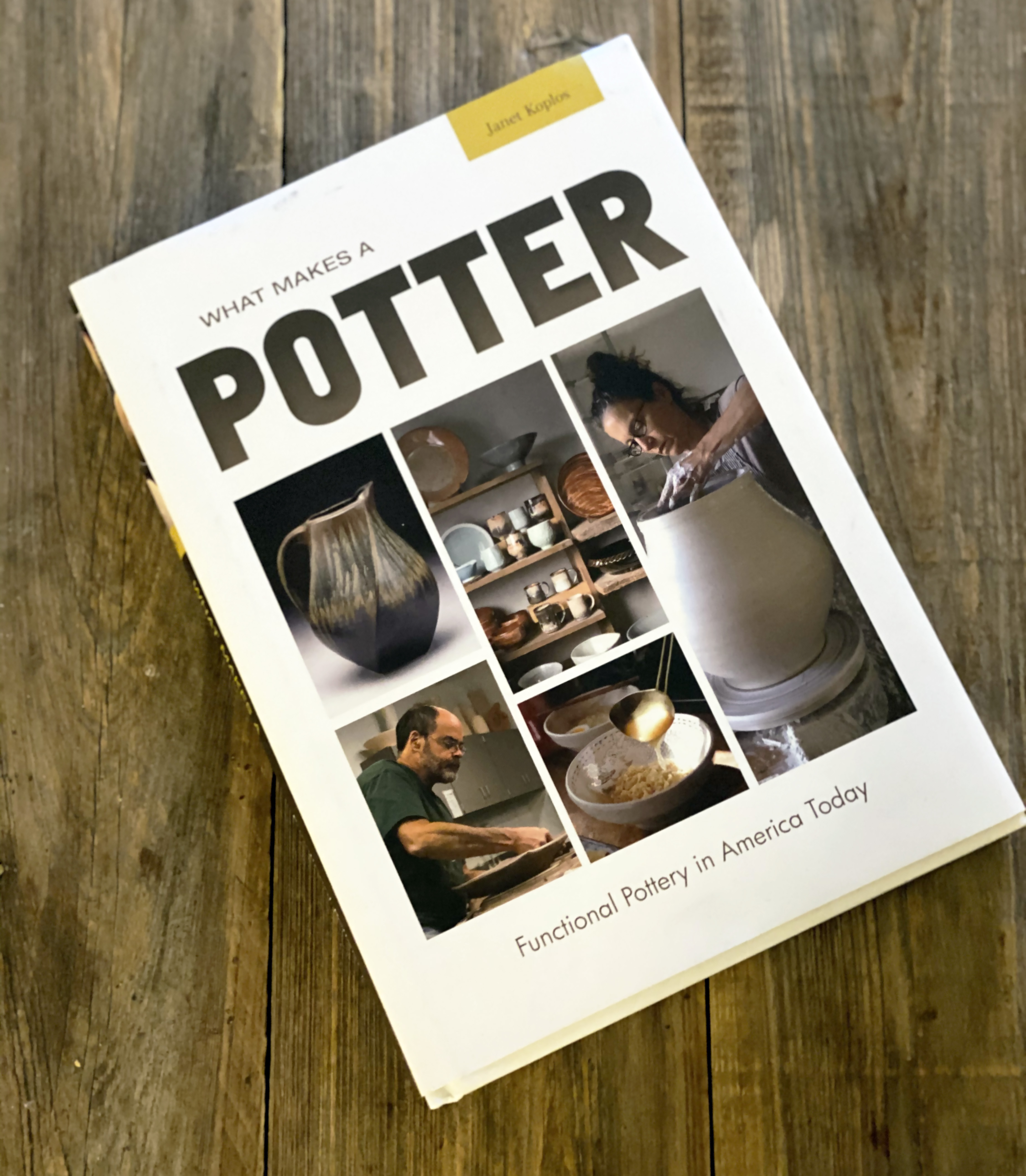 Janet Koplos, What Makes a Potter